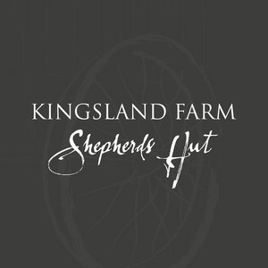 Kingsland Farm Shepherds Hut Logo Design