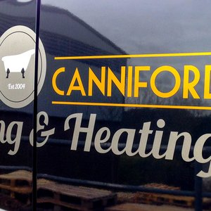 Martin Canniford Van Graphics