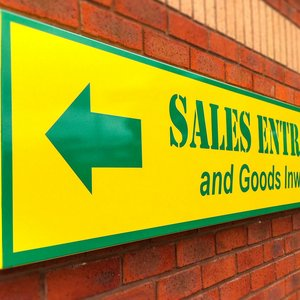 Outdoor Signs Total Renewable Solutions