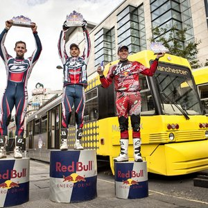 Red Bull City Trial Event Branding
