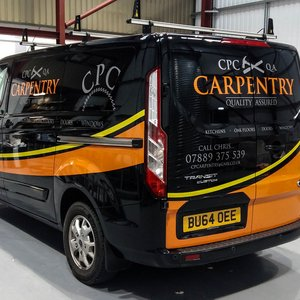 Van Wrapping CPC Carpenty