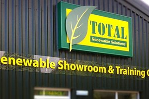 Total Renewable Solutions External Signs