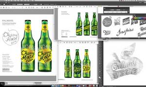 Brand Design for Palmers Brewery