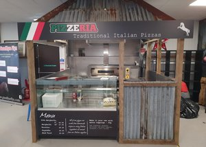 Pizzeria - Finished