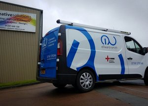 Vehicle Signwriting for Ellward-Smith Electrical