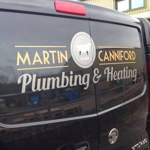 Martin Canniford Vehicle Livery