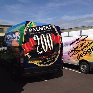 Palmers Vehicle Livery