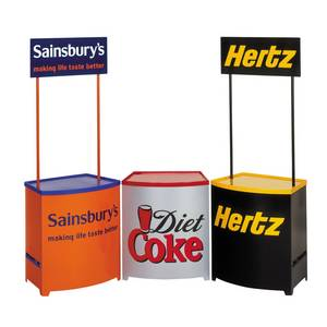 Promotional Demonstration Counters