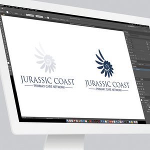 Bridport Med Logo Design