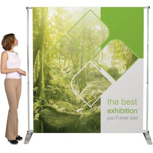 Tension Banner Stand