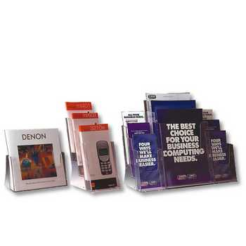 Acrylic Literature Dispensers
