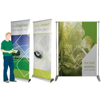 Banner Stands | Pull Up Banners | Exhibition Banners | Creative Solutions