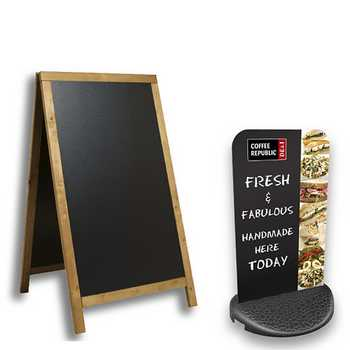 Chalk A-Boards - Permanent Graphics