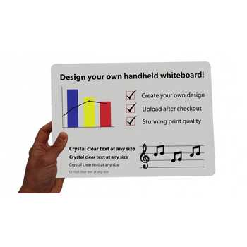 Hand Held  Whiteboards