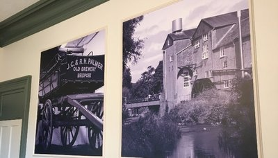 Palmers Brewery Cut To Size Wall Prints