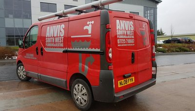 Van Graphics Anvis Southwest