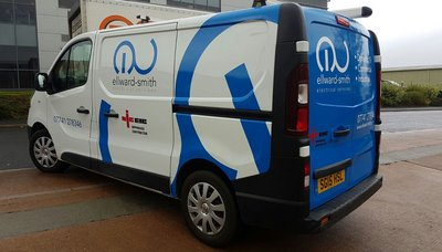 Van Graphics for Ellward-Smith