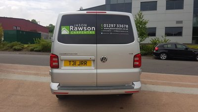 Van Graphics Jason Rawson Carpentry