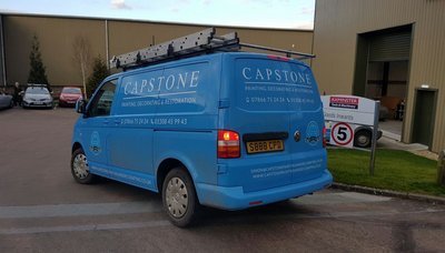Van Signwriting by Creative Solutions