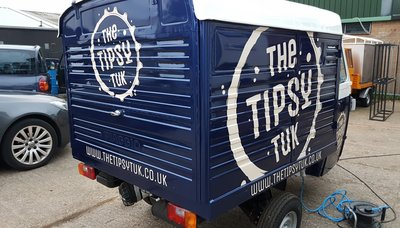 Vehicle Livery for The Tipsy Tuk
