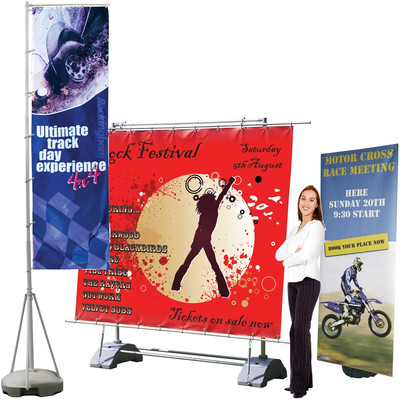 Wide Format Printing, Exhibition Stands & Signage from Creative