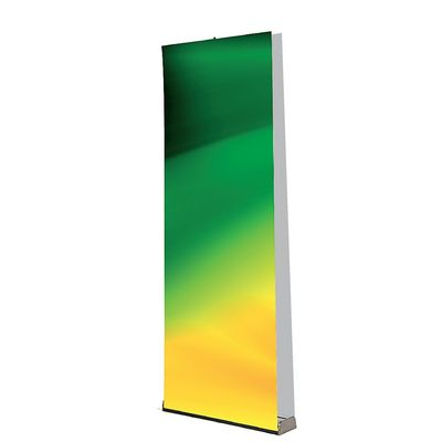 Sidewinder Pull-Up Roller Banner Stand Double Sided