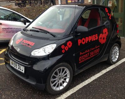 Smart Car Graphics