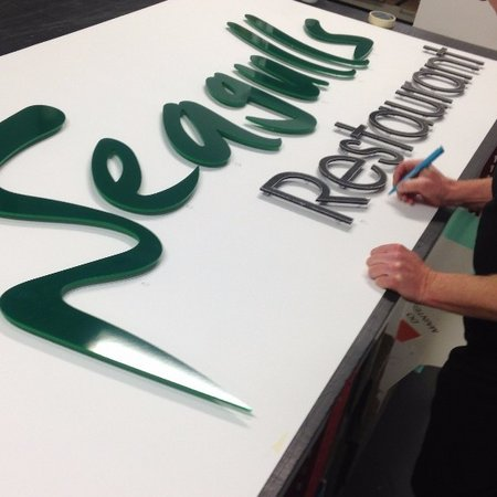 Indoor and Outdoor Signs