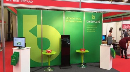Corner Exhibition Stands Yard : Exhibition stands banner stands creative solutions