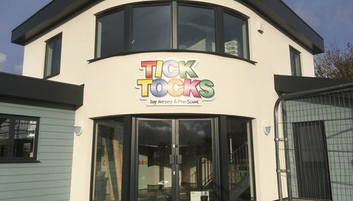 Tick Tock Signage Creative Solutions
