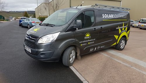 Vehicle Graphics Replacement Service Creative Solutions