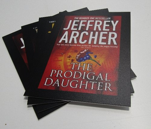Jeffrey Archer Books Printed