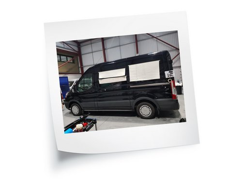 Vehicle Graphics Case Study Graham Tumber Electrical