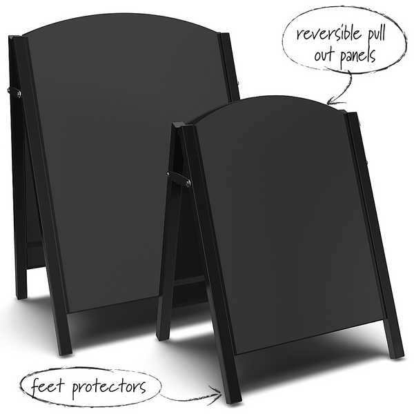 Premier Reversible Chalk A Board