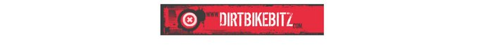 Dirt Bike Bitz Logo Banner