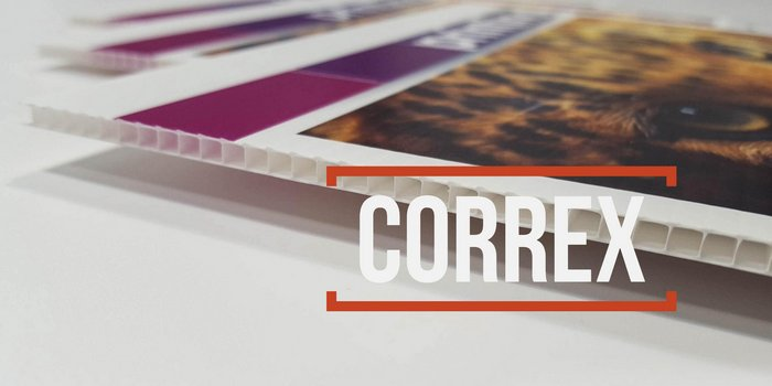 Large Format Print Guide: Correx