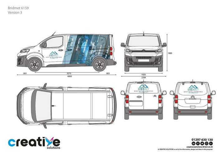 Vehicle Graphics Preview