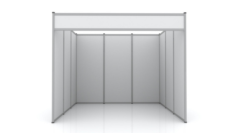 Exhibition Booth Standard Shell Scheme : What is a shell scheme and how can i make it look good?