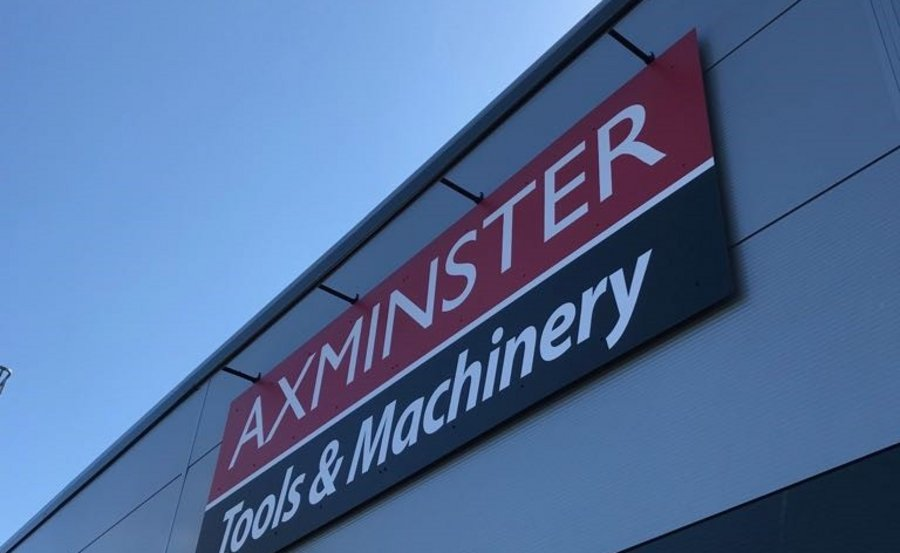 Retail Signage Axminster Tools