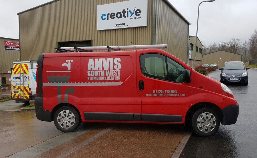 Van Signwriting Creative Solutions