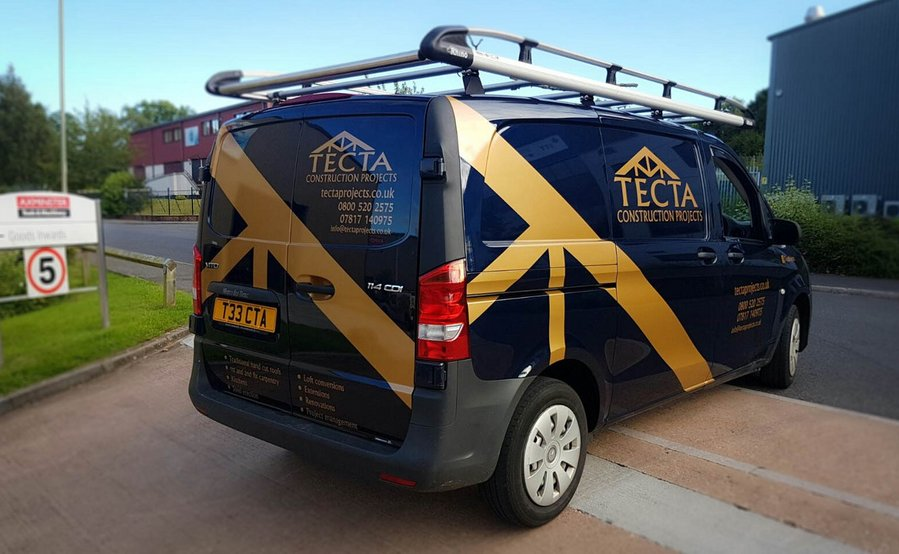 Vehicle Graphics TECTA