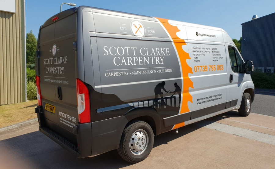 How Much Do Vehicle Graphics Cost? A Guide to Signwriting