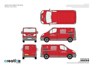 Van Graphics Design
