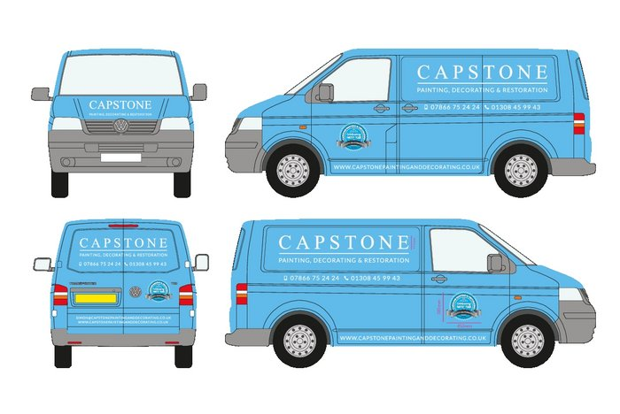 Vehicle Graphics Visual
